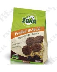 Enerzona Frollini Cacao 40-30-30 250 gr