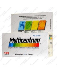 Multicentrum 100 compresse