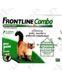Frontline Combo Spot On Gatti 3 Pipette 0,5 ml