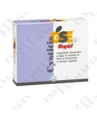 GSEV Cystitis Rapid 30 Compresse