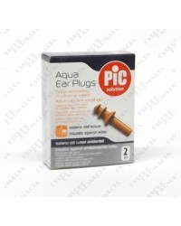 Pic Acqua Ear Plugs Tappi Auricolari in Silicone Adulti 2 pz