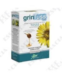 GrinTuss Dec Tosse 16 Bustine Orosolubili