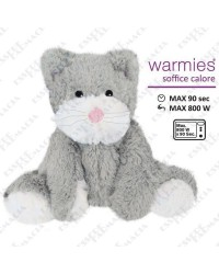 Warmies Peluche Termico Gatto