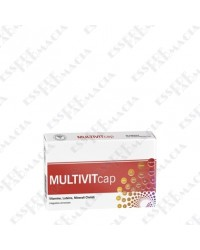 MultivitCap 30 cps softgel EssereFarmacia