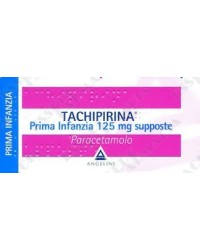 Tachipirina Supposte 125 mg 10 Supposte