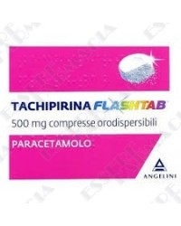 Tachipirina Flashtab 500 mg 16 Compresse