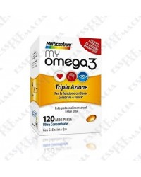 Multicentrum My Omega 3 120 mini perle