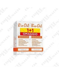 Bio Oil 60 ml 1 + 1 in omaggio