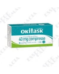 Okitask 20 compresse 40 mg