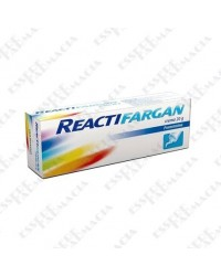 Reactifargan 2% crema 20 g