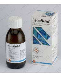 Recofluid sciroppo 150 ml