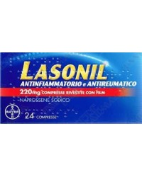 Lasonil 220 mg 24 compresse