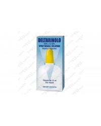 Deltarinolo spray nasale 15 ml