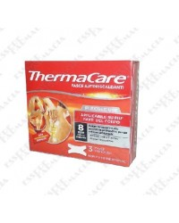 Thermacare 3 Fasce Autoriscaldanti Flexible Use