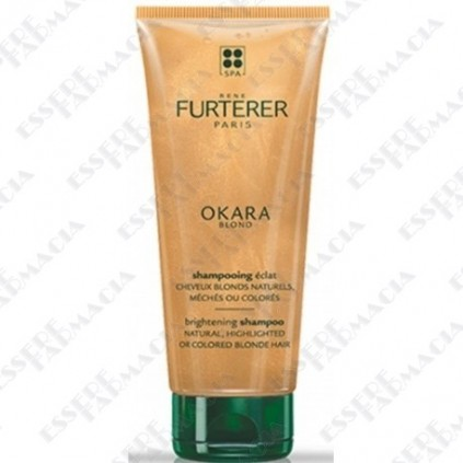 Rene Furterer Okara Blond shampoo 200 ml
