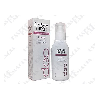 Derma Fresh Latte Pelle Sensibile 100 ml